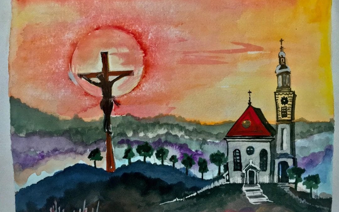 Have a Blessed Good Friday Stay Safe !!